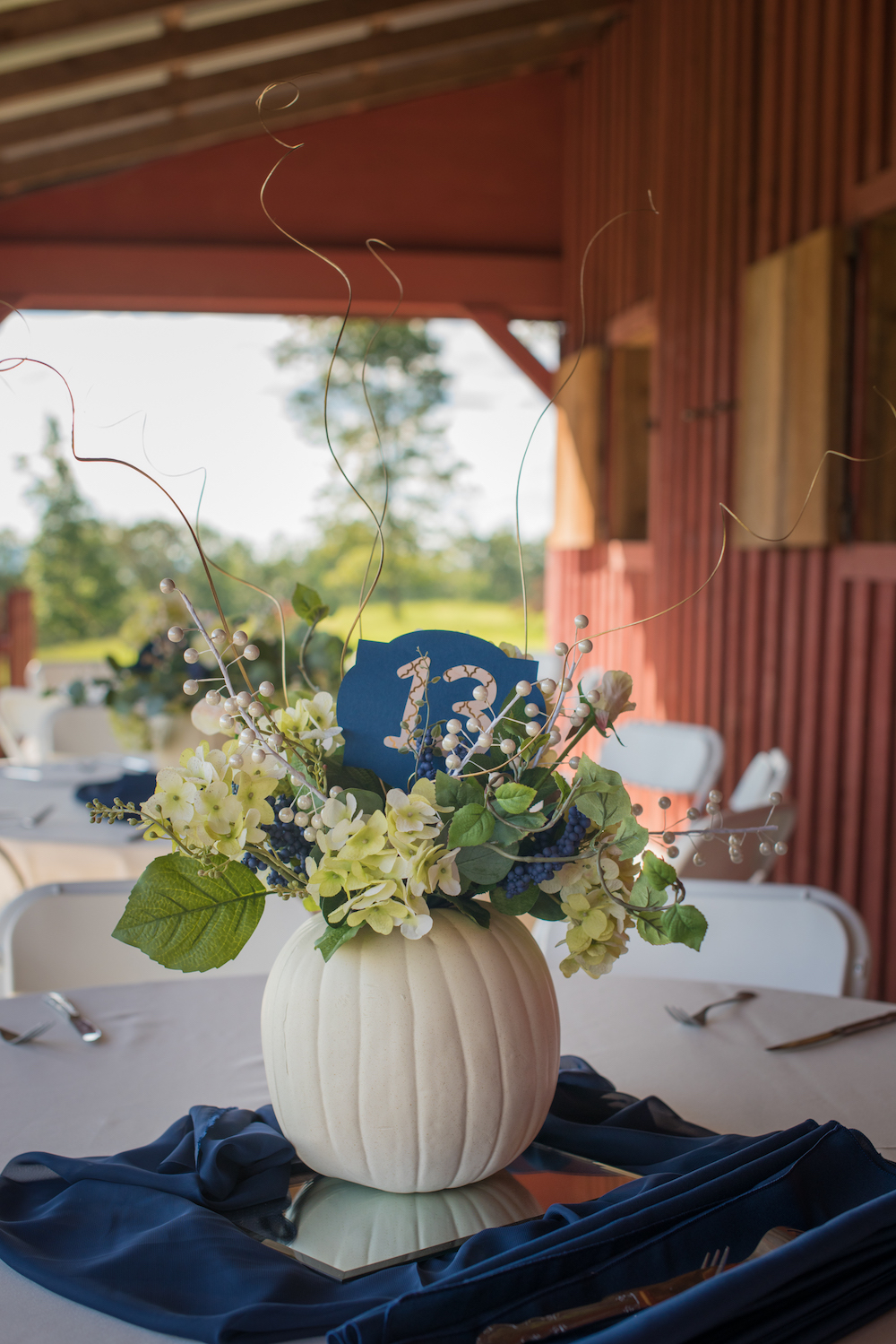 Ashley and Brian's Pink and Navy October Wedding at The Barn at Tatum Acres, North Georgia Barn Wedding Venue, Georgia Fall Wedding DIY