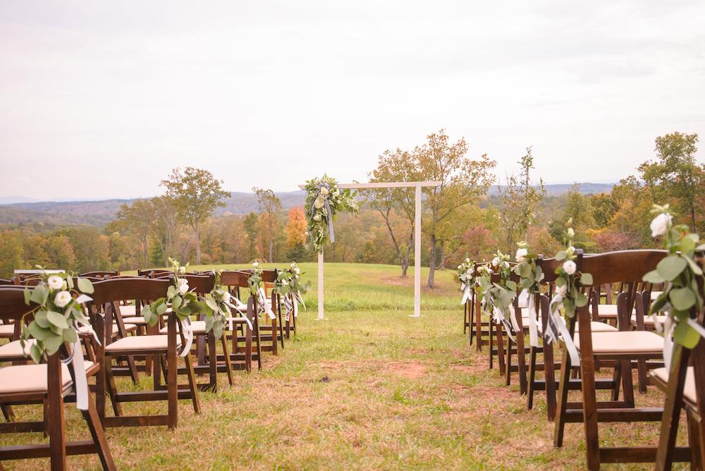 Amber and Greg's Navy Early Fall Wedding at Tatum Acres, North Georgia Barn Wedding Venue, North Georgia Farm Weddings