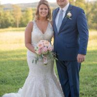 Georgia Fall Wedding With The Cutest DIY // Ashley + Brian
