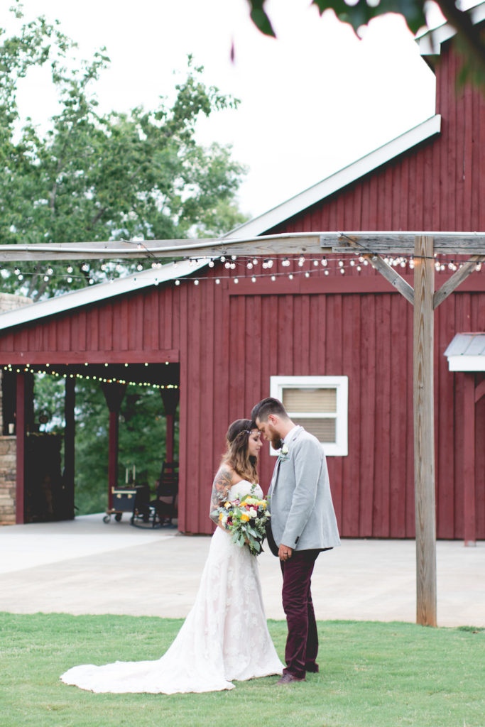 The Barn at Tatum Acres, Georgia Boho Barn Wedding, Featured on Wedding Chicks, Tattooed on my Heart Wedding Inspiration