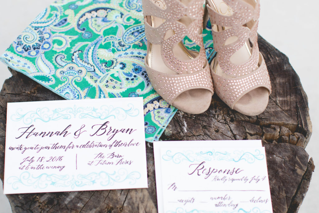 hidden wedding costs: stamps, wedding planning tips, Georgia wedding planning, The Barn at Tatum Acres