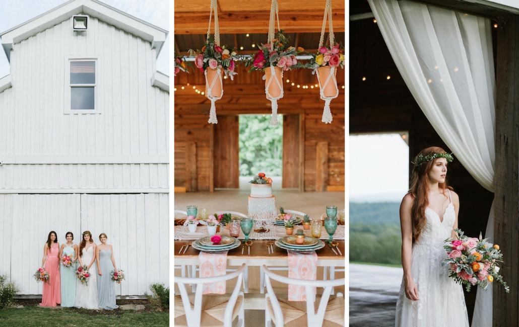 Tatum Acres | North Georgia Barn Wedding Venue