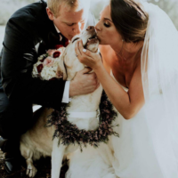 Our Biggest Change Yet // Elegant White Barn Wedding Venue