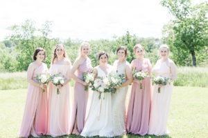 Classic Summertime Barn Wedding, White Barn Wedding, The Barn at Tatum Acres, North Georgia Wedding, Mountain Wedding Venue