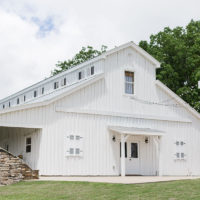 Classic Summertime Barn Wedding, White Barn Wedding, The Barn at Tatum Acres, North Georgia Wedding, Mountain Wedding Venue